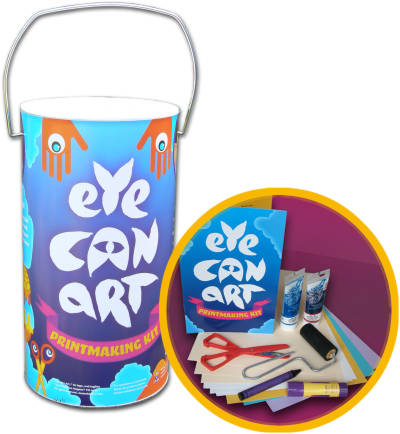 Eye Can Create Art…So Can You