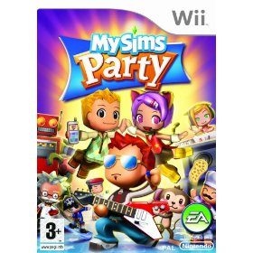 Wii MySims Party Game Review