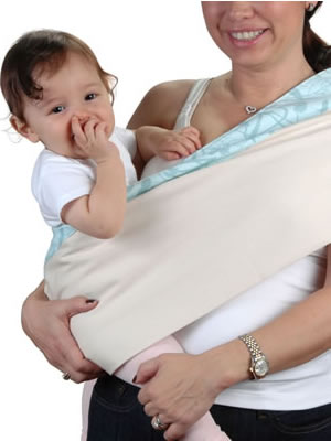 Babywearing: New Native Pouch Sling Review