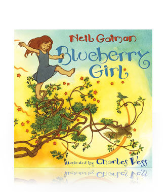 Glueberry Girl by Neil Gaiman
