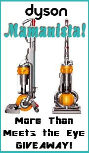 Dyson Giveaway Contest on Mamanista for Transformers Movie