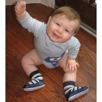 Baby Moccasins Soft-Soled Flexible Leather Toddler Shoes