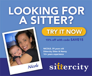 Sittercity Coupon Code (Deal of the Day)
