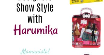 Future Fashion Designers Show Style with Harumika