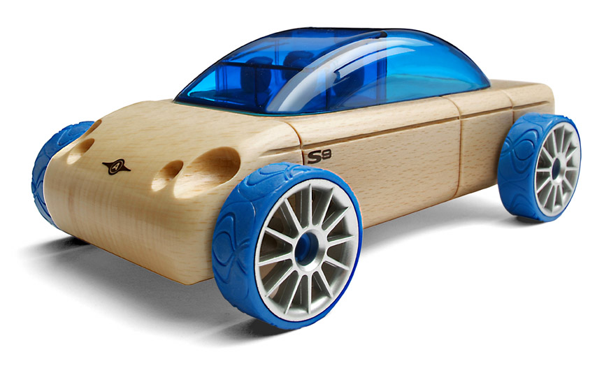 Toy Therapy: Automoblox for Children with Autism