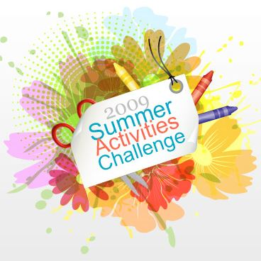 Take the Summer Challenge