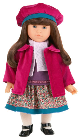 Doll Play for Back-to-School Jitters