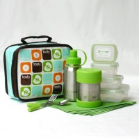 Safe Eco-Friendly Citizen Pip Lunchbox System