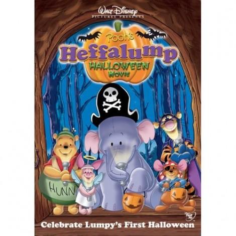 Halloween Adventure with the Heffalump