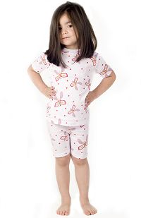 Organic Cotton Pajamas from New Jammies