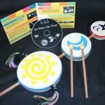 Sun Moon and Star Drum Jamtown