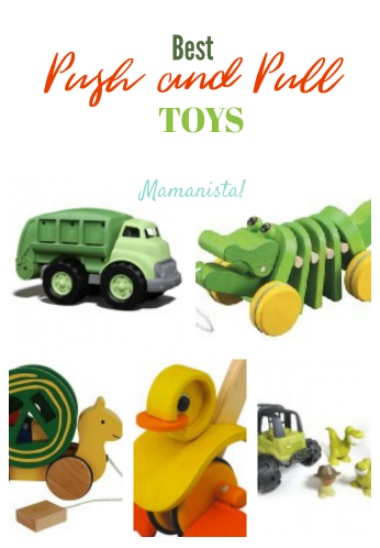 Best Push and Pull Toys