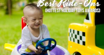 Best Ride-Ons (Hottest Holiday Toys Awards)