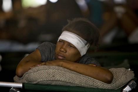 Help Haiti, Make a Pledge