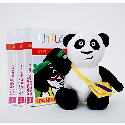 Party with the Panda and Learn Languages