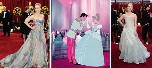 Cinderella Rachel McAdams Amanda Seyfried Oscars 2010
