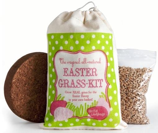 A Tisket, A Tasket, A Full Easter Basket