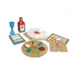 Wooden Seder Toy Set for Passover