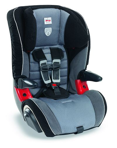 A Big Safety Booster: Britax Frontier Car Seat