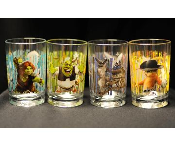 Recall Notice: McDonald's Shrek Glasses