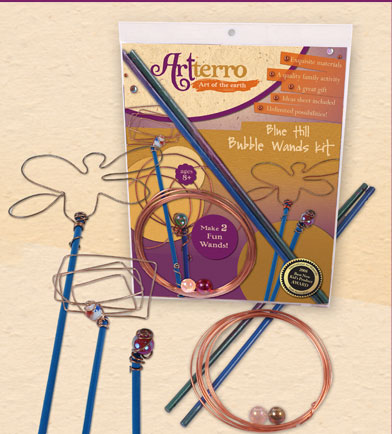 Bubblewands Craft Kit