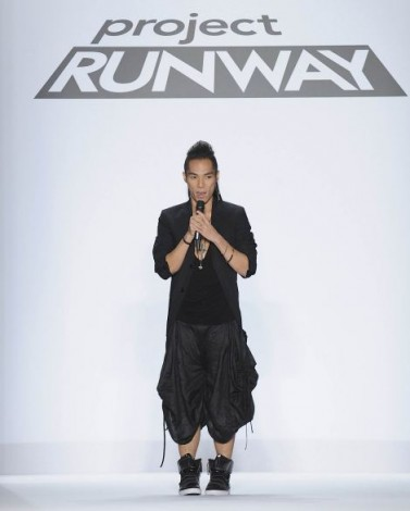 Interview with Andy South of Project Runway