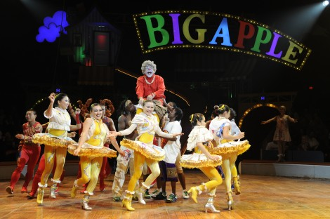 Dance On! with the Big Apple Circus