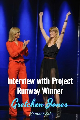 Interview with Project Runway Winner: Gretchen Jones