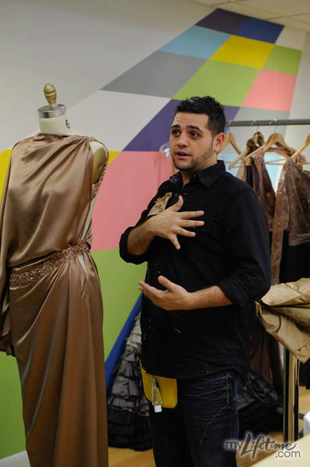 Interview with Michael Costello from Project Runway