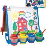 Alex Table Top Magnetic Easel