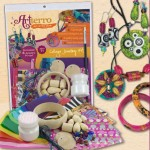 Arterro Jewelry Collage Kit