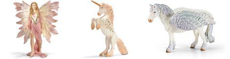 Bayala Figurines - Feya Unicorn Pegasus