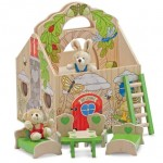 Fold and Go Woodland Treehouse