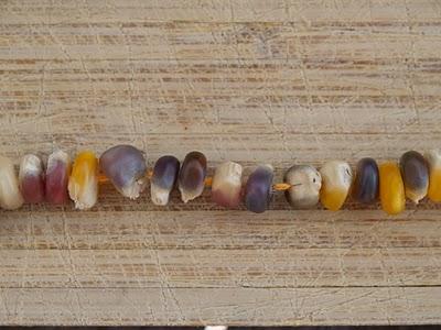 Harvest Corn Necklace