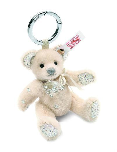 Steiff Crystal Teddy Bear Bag Pendant (12 Days of Giveaways)