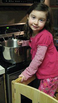 Kitchen Helper Photo