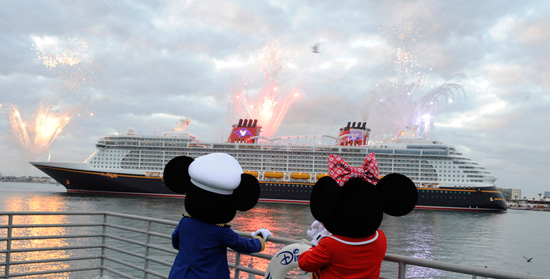 Disney Dream Welcome Home