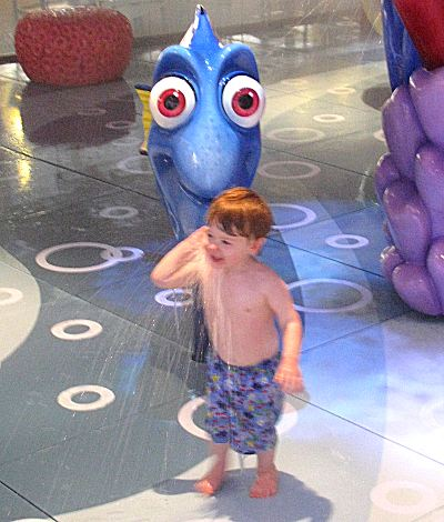 Nemo's Reef Sprinklers