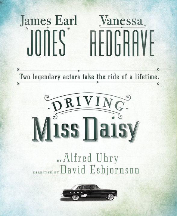"Support the Actors Fund: Special Benefit Performance of ""Driving Miss Daisy"""