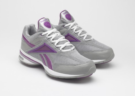 Getting Back in Shape with Reebok Easy Tone Sneakers