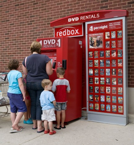 Summer Fun with Redbox Giveaway