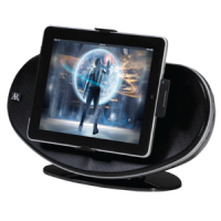 Acoustic Research ARS35i Rotating iPad Docking System Rev