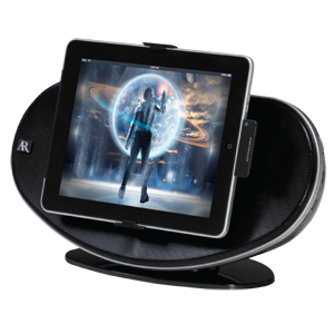 Acoustic Research ARS35i Rotating iPad Docking System Review