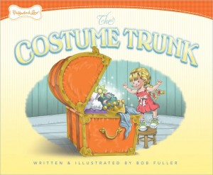 Celebrate Pretend Play with The Costume Trunk