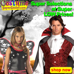 Costume SuperCenter Coupon Codes: 10% OFF, Free Shipping, and More!