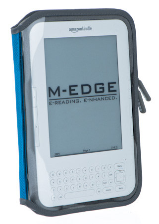 M-Edge Leisure Jacket Review: Splashproof Kindle Case