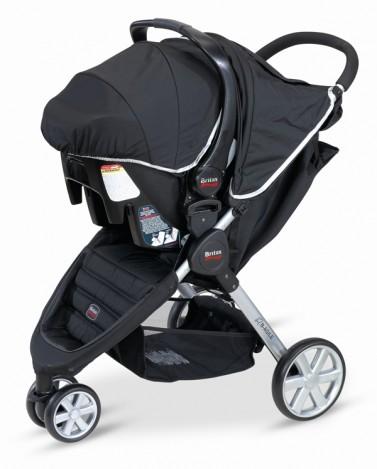 !! COMBO BRITAX B-AGILE STROLLER && B-SAFE INFANT OR BABY