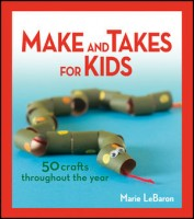 Make and Takes: A Perfect Holiday Gift for Crafty Moms and Kids
