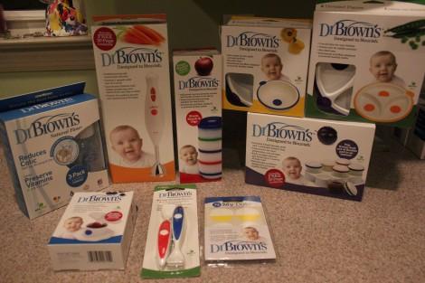 Dr Browns Feeding System