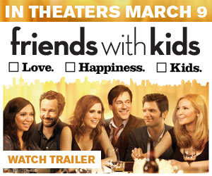 Friends With Kids Twitter Party